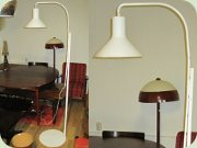 Standard lamp by                           Philips.
