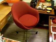 60's desk chair or                           lounge chair
