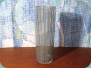 Johansfors Stripe                           highball glass by Bengt Orup 1958