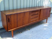 Troeds Cortina by Nils                           Jonsson large rosewood sideboard