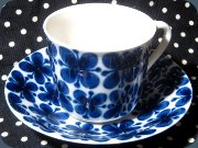Rörstrand Mon Amie                           coffee cup with saucer, Marianne Westman